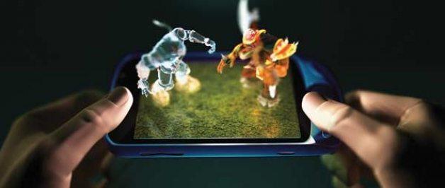 3d smartphone