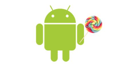Android Lollipop software