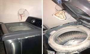 Samsung's exploding washing machines