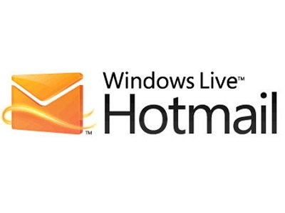 Microsoft Hotmail inbox