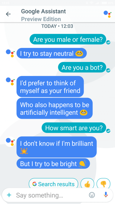 @google virtual assistant