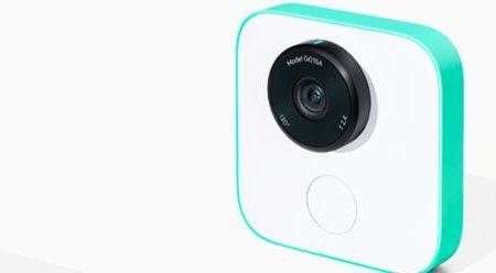 Clips camera