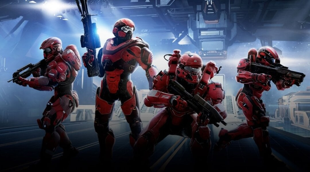 Halo 5 available for free on Xbox one this weekend