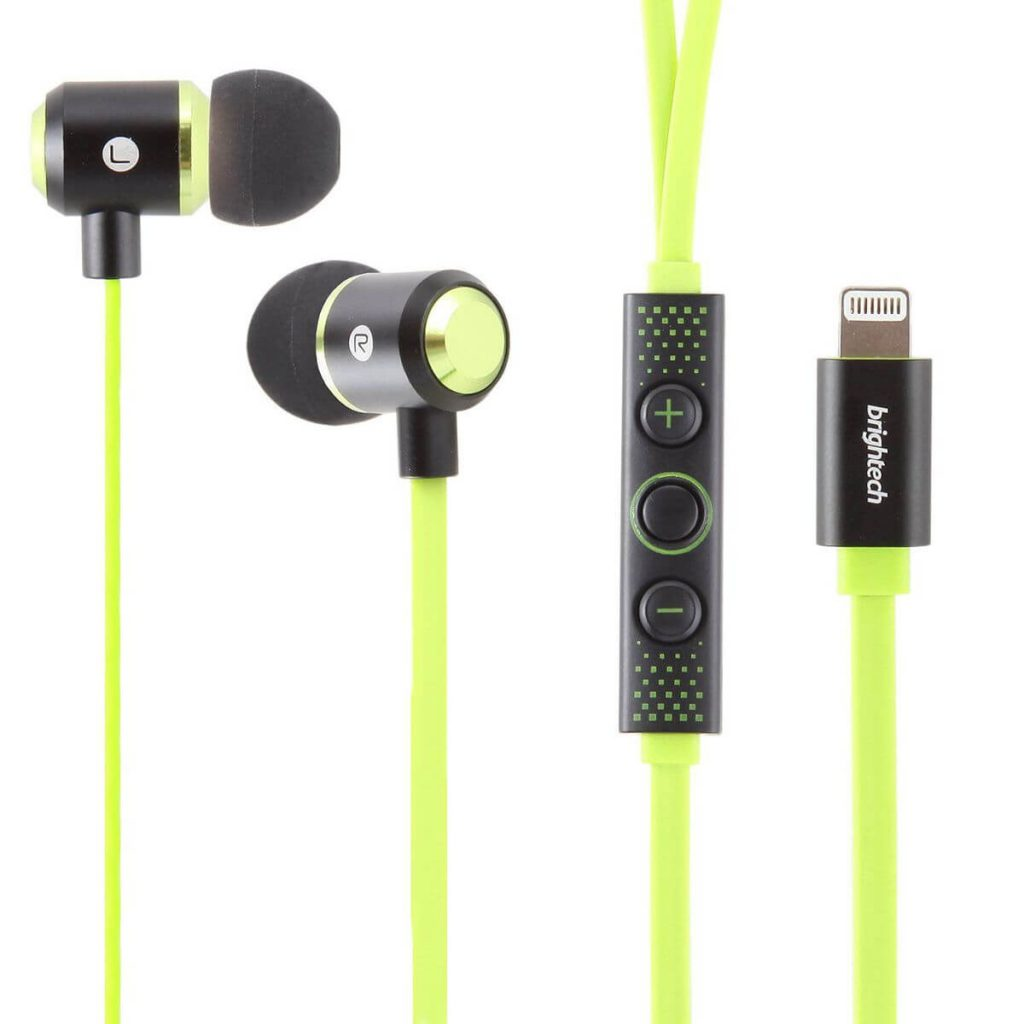 Brightech MFi Pure Lightning Earphones